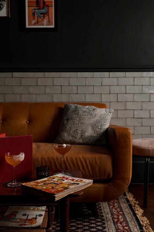 Retro Lounge Bar