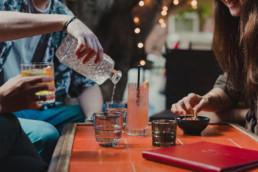 Outside Cocktails Sydney